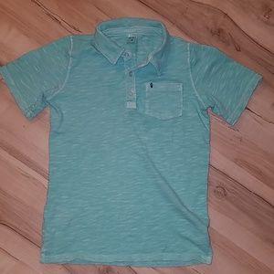 Boys polo shirt size 8, brand Carter.